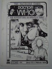 Doctor Who The Faceless Ones CMS In-Vision RARE